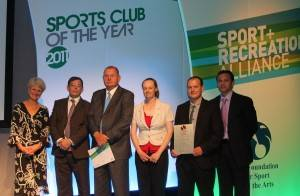 National Sports Club of the Year!