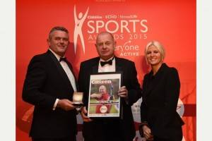 Roger Crang - Services to sport in Gloucestershire