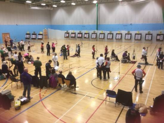A great venue and friendly shoot for ALL abilities.