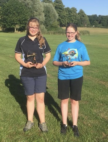 Imogen and Emily won both events over the weekend and by massive margins!