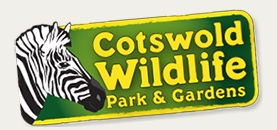 2 Tickets for Cotswold Wildlife Park.