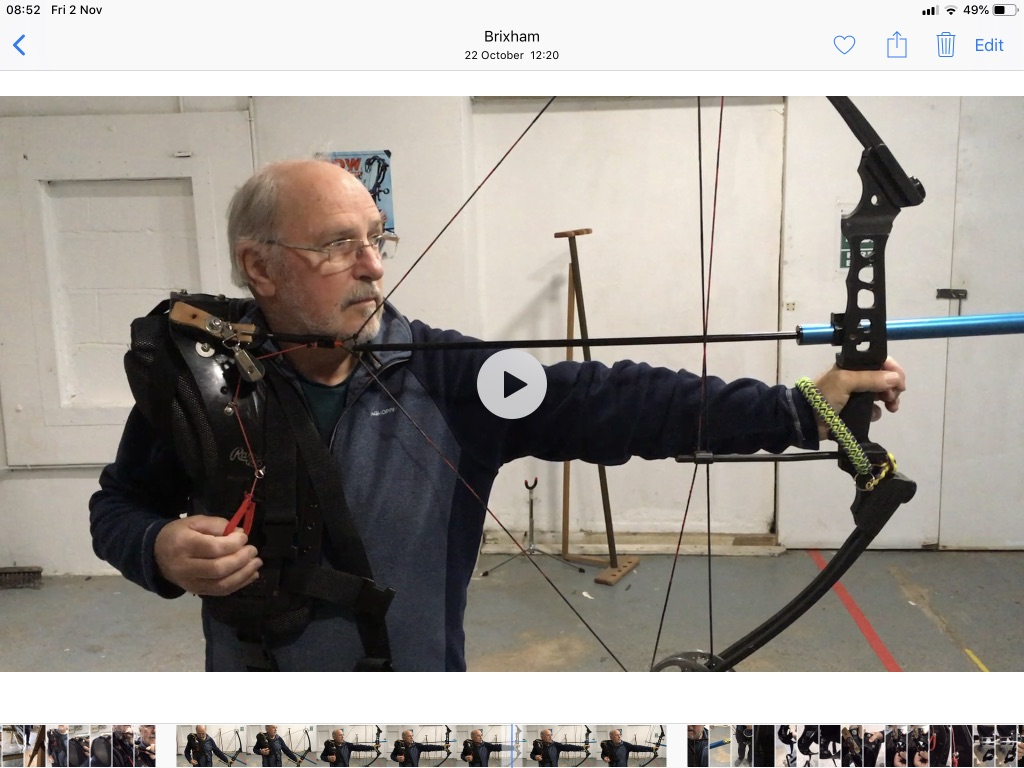 An excellent visit to Brixham Archers.
