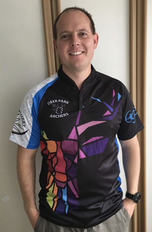 Dan new kit front