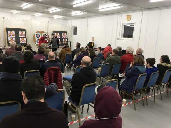 A number of well attended workshops already run at our new training centre.